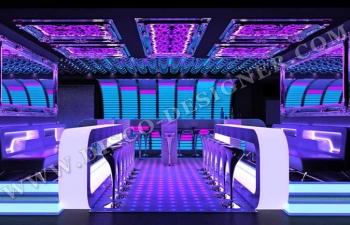 3d nightclub design