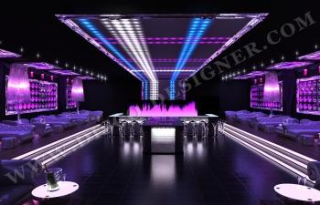 club bar design