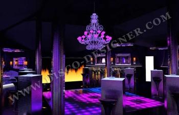 club baroque style