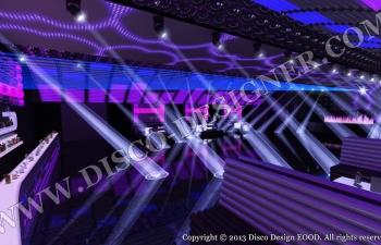 disco panel design