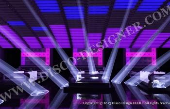 equalizer wall LED