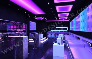 LED club decoration