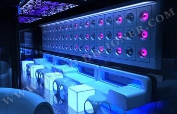 modern disco design