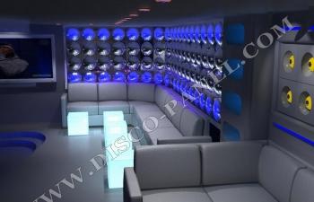 modern nightclub furniture