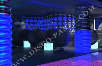 LED disco panels