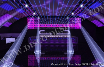 space LED panel